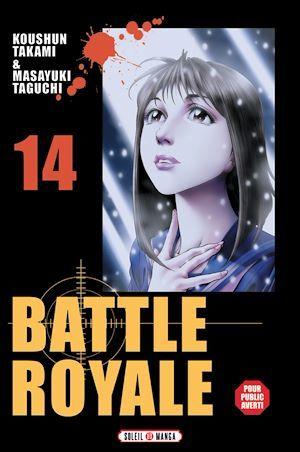 Vente EBooks : Battle Royale T14  - Koushun Takami