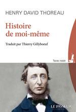 Vente EBooks : Histoire de moi-même  - Henry David THOREAU