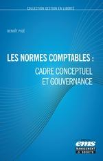 Vente EBooks : Les normes comptables : cadre conceptuel et gouvernance  - Benoît Pigé