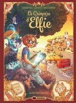Vente Livre Numérique : Le Grimoire d'Elfie - Volume 02 - Le Dit des cigales  - Audrey Alwett - Christophe Arleston