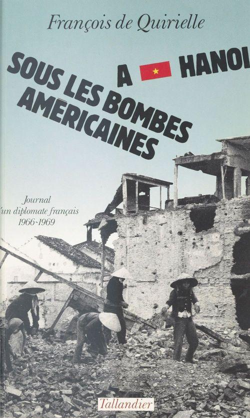 A hanoi, sous les bombes americaines