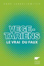 Vente Livre Numérique : Végétariens  - Anne Jankéliowitch