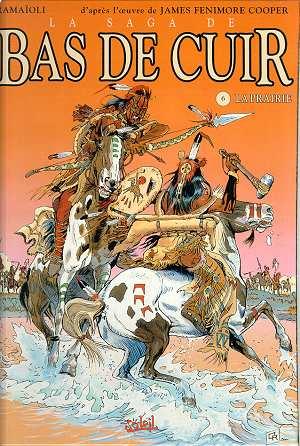 La Saga De Bas De Cuir T.6 ; La Prairie