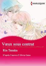 Vente Livre Numérique : Voeux sous contrat  - Rin Tanaka - Olivia Gates