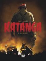 Vente EBooks : Katanga 2. Diplomacy  - Fabien Nury
