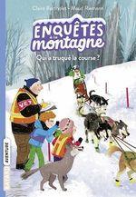Vente EBooks : Enquêtes à la montagne, Tome 05  - Claire Bertholet