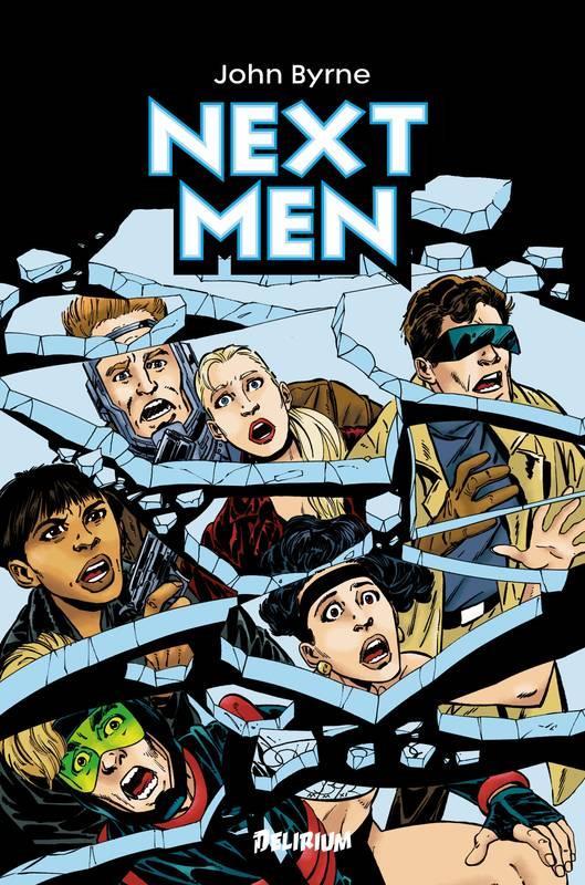 Next men intégrale vol.1