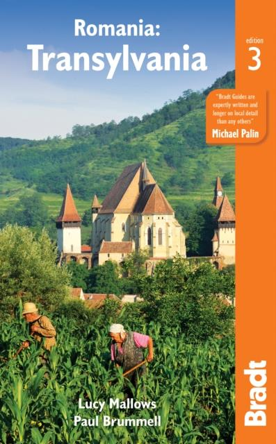 Romania :Transylvania (3e édition)