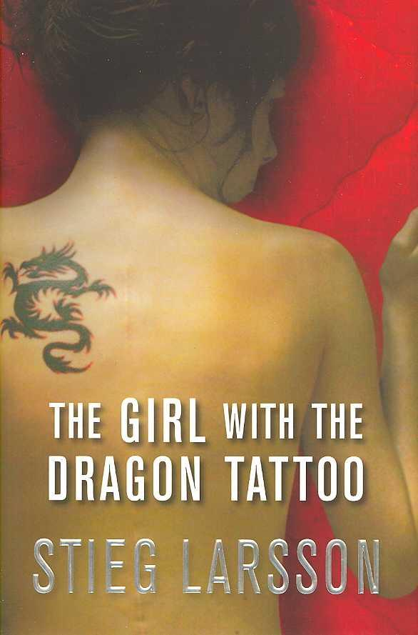 The girl with the dragon tatto
