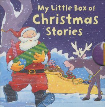 My little box of christmas stories - 4 board books