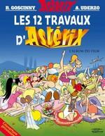 Vente Livre Numérique : Les 12 Travaux d'Astérix  - René Goscinny - Albert Uderzo