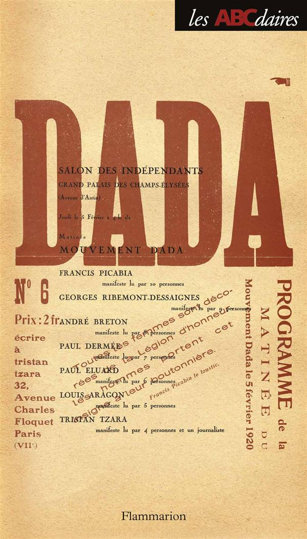 abcdaire Dada
