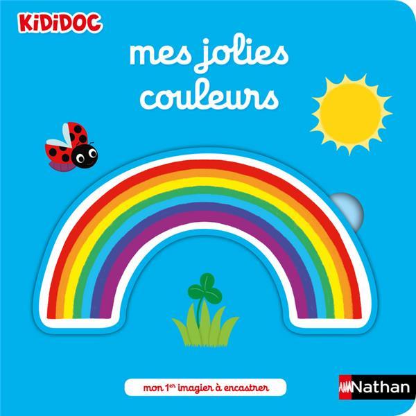 MES JOLIES COULEURS