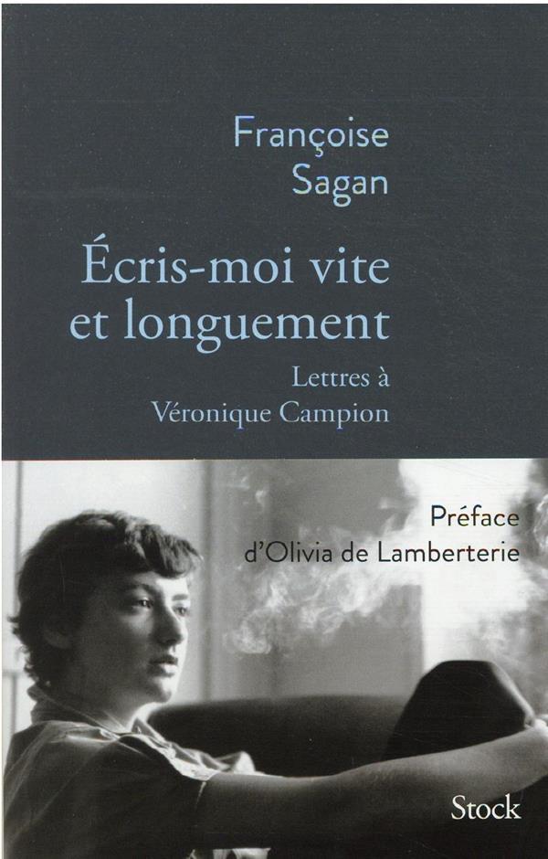 écris-moi vite et longuement : lettres à Véronique Campion