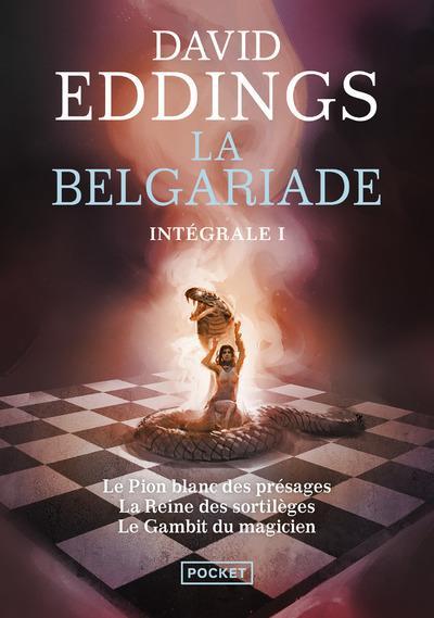 La Belgariade ; INTEGRALE VOL.1 ; T.1 A T.3
