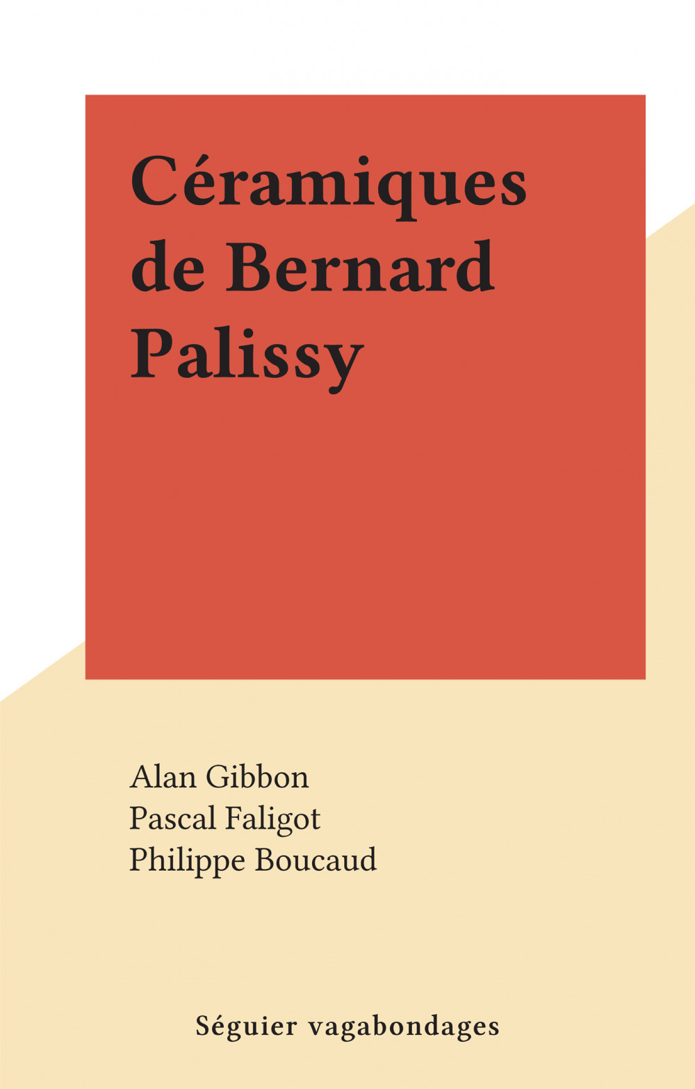 Céramiques de Bernard Palissy