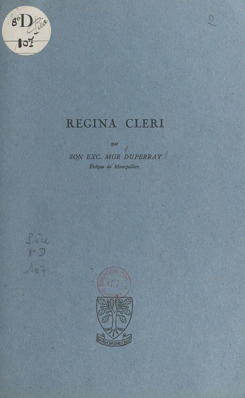 Regina cleri