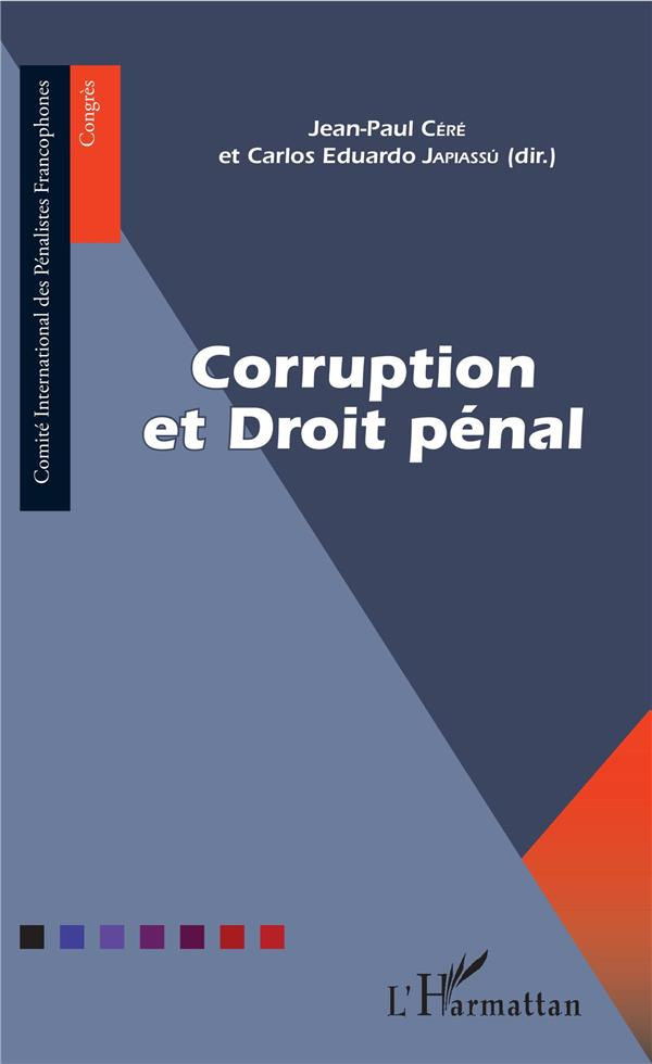 Corruption et droit penal