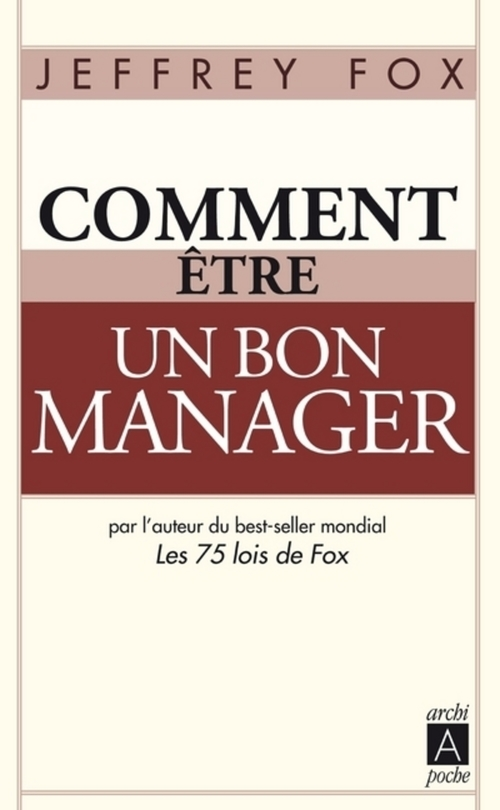 Comment être un bon manager