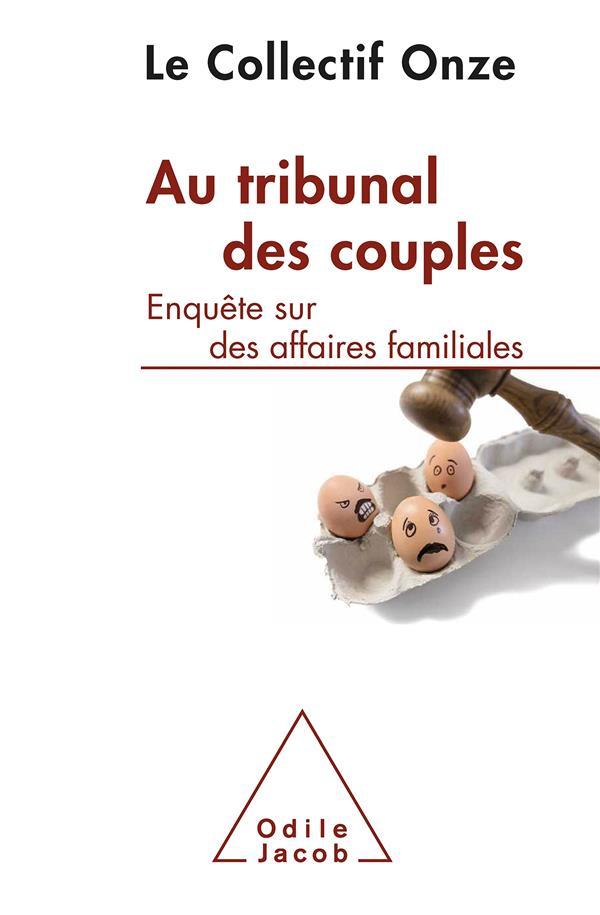 Au tribunal des couples ; enquête sur des affaires familiales