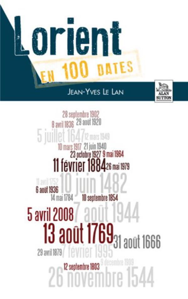 Lorient en 100 dates
