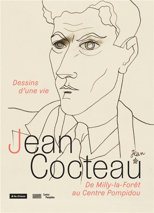 Jean Cocteau : les dessins d'une vie : de Milly-la-Forêt au Centre Pompidou