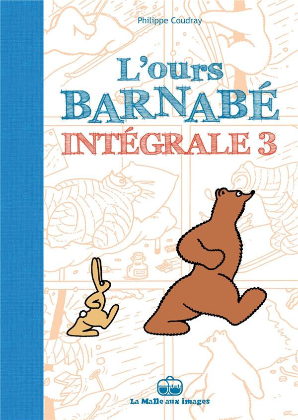 L'ours Barnabé ; Intégrale vol.3