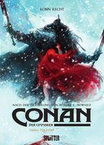 Vente Livre Numérique : Conan der Cimmerier: Ymirs Tochter  - Robin Recht