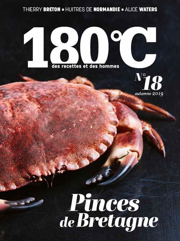 180°C N.18  -  AUTOMNE 2019  -  PINCES DE BRETAGNE