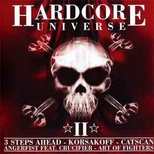 hardcore universe /vol.2