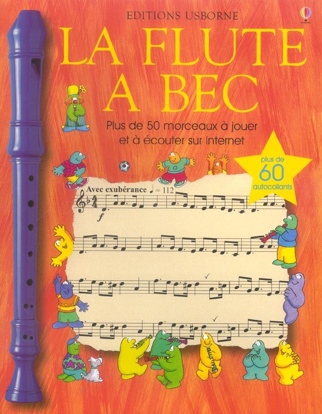 La flute a bec