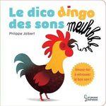 Vente EBooks : Le dico dingo des sons  - Philippe Jalbert