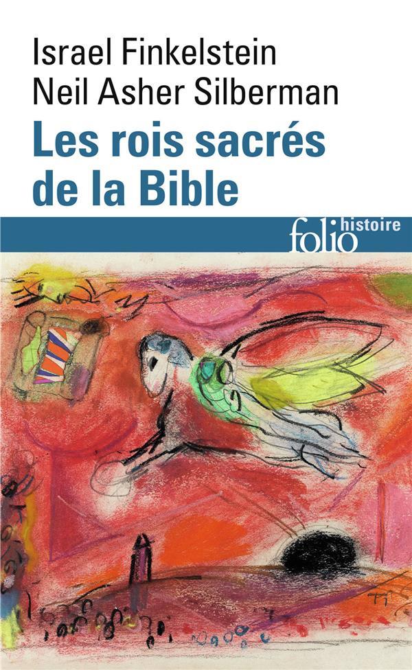 LES ROIS SACRES DE LA BIBLE - A LA RECHERCHE DE DAVID ET SALOMON