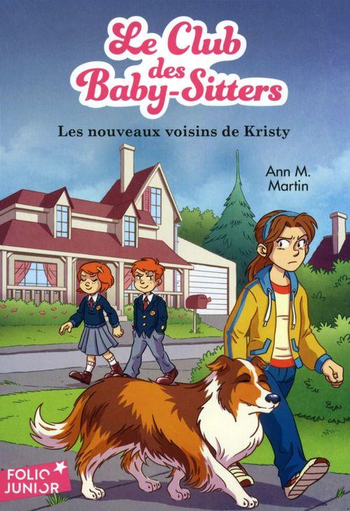 Le Club des baby-sitters (Tome 11) - Les nouveaux voisins de Kristy