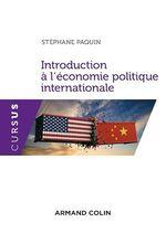 Vente EBooks : Introduction à l'économie politique internationale  - Stéphane Paquin