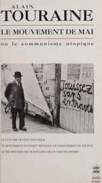 Vente Livre Numérique : Le mouvement de mai  - Alain TOURAINE
