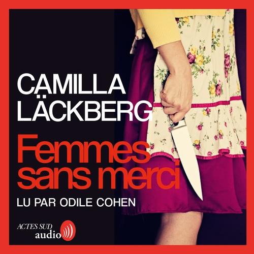 Vente AudioBook : Femmes sans merci  - Camilla Läckberg
