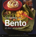 Vente Livre Numérique : Le meilleur du Bento et des Lunch Box  - Fanny Matagne