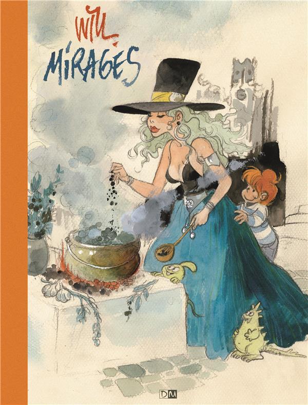 mirages ; une biographie en images de Will (1927-2000)