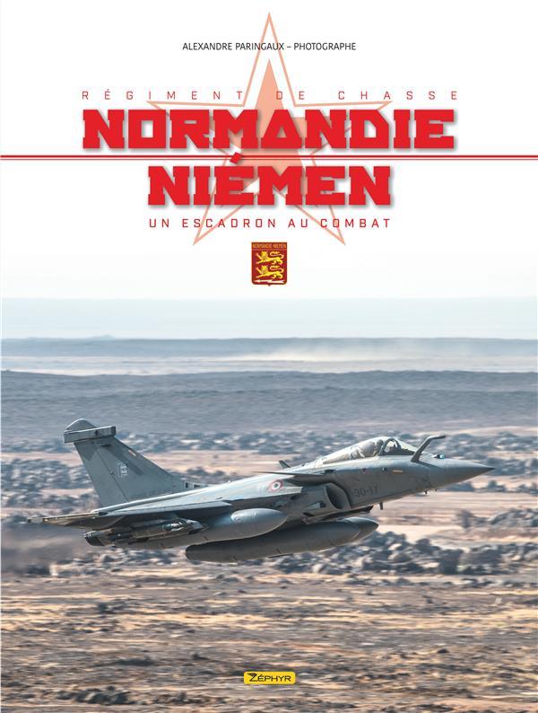Normandie Niémen ; un escadron au combat