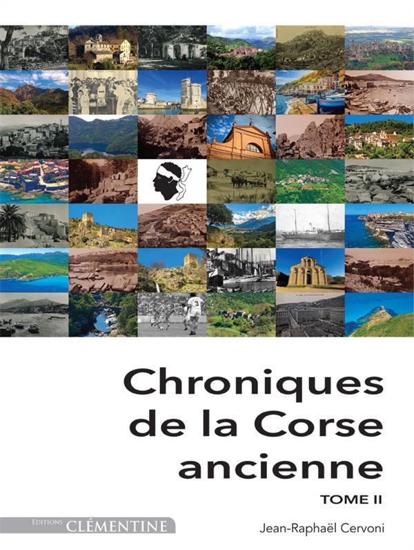CHRONIQUES DE LA CORSE ANCIENNE T.2