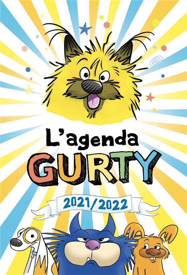 Gurty ; l'agenda (édition 2021/2022)