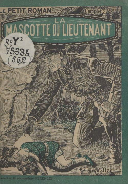 La mascotte du lieutenant