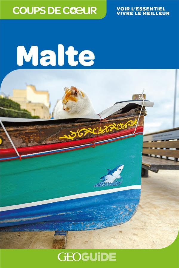 GEOguide coups de coeur ; Malte (édition 2020)