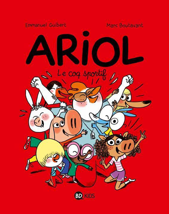 Ariol T.12 ; Le Coq Sportif