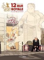 Vente Livre Numérique : 12 rue royale ou les 7 défis gourmands  - Hervé Richez