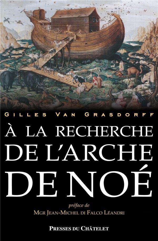à la recherche de l'arche de Noé