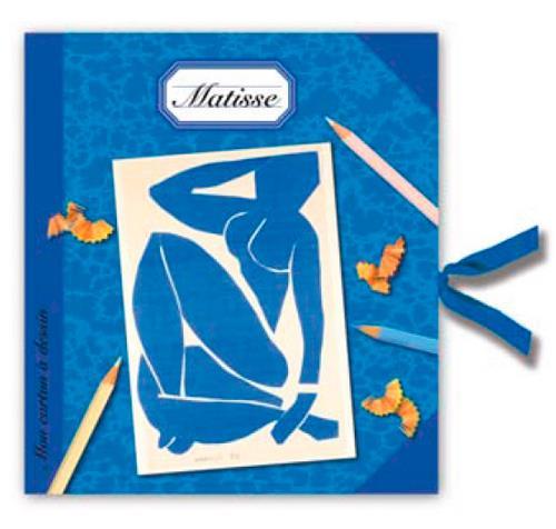 Mon carnet à dessin ; Matisse