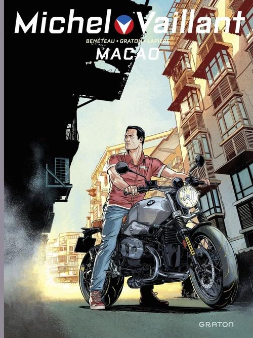 Michel Vaillant - nouvelle saison T.7 ; Macao