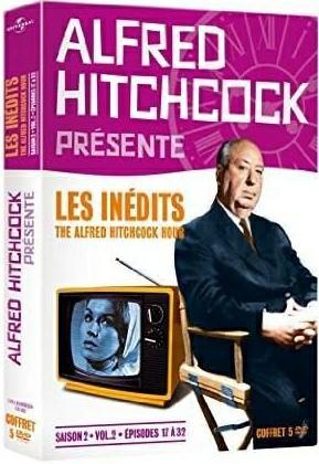 Alfred Hitchcock présente - Les inédits - Saison 2, vol. 2, épisodes 17 à 32